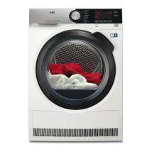 AEG AbsoluteCare T8DSC869C Heat Pump Tumble Dryer - White