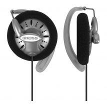 KOSS KSC75 Headphones - Silver, Silver
