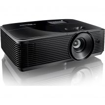 OPTOMA H184x HD Ready Home Cinema Projector, Black