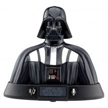 STAR WARS Darth Vader Portable Bluetooth Wireless Speaker - Black, Black