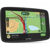 "TOMTOM GO Essential 6"" Sat Nav - Full Europe Maps, Petrol"