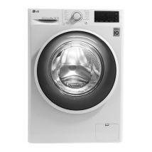 LG F4J608WN NFC 8 kg 1400 Spin Washing Machine - White