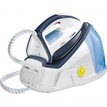 BOSCH Easy Comfort TDS6010GB Steam Generator Iron - White & Blue, White