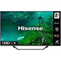 "65"" HISENSE 65AE7400FTUK  Smart 4K Ultra HD HDR LED TV with Amazon Alexa"