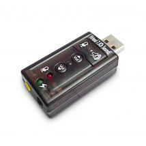 DYNAMODE USB-SOUND7 7.1-Channel USB Sound Card