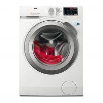 AEG ProSense L6FBI842N 8 kg 1400 Spin Washing Machine - White, White