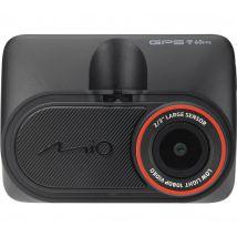 MIO MiVue 866 Full HD Dash Cam - Black, Black