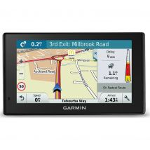 "GARMIN DriveSmart 51LMT-S 5"" Sat Nav - Full Europe Maps, Red"