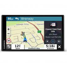 GARMIN DriveSmart 65 MT-S 6.9? Sat Nav with Amazon Alexa - Full Europe Maps