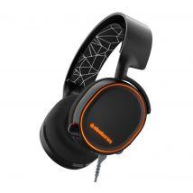 SteelserieS Arctis 5 7.1 Gaming Headset, Black