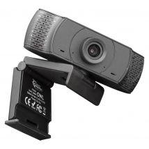 WHITE SHARK GWC-004 OWL Full HD Gaming Webcam, White