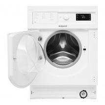 HOTPOINT BI WMHG 71484 UK Integrated 7 kg 1400 Spin Washing Machine, White