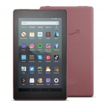 AMAZON Fire 7 Tablet with Alexa (2019) - 32 GB, Plum, Plum
