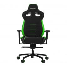 VERTAGEAR P-Line PL4500 Gaming Chair - Black & Green, Black