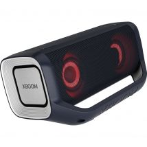 LG PN5 XBOOM Go Portable Bluetooth Speaker - Black, Black