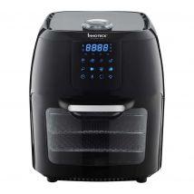 INNOTECK Kitchen Pro DS-5894 Air Fryer - Piano Black, Black
