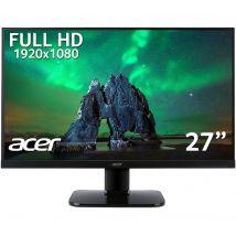 "Acer KA270HAbid Full HD 27"" LED Monitor - Black, Black"