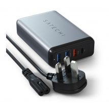 SATECHI 75W Universal USB Travel Charger