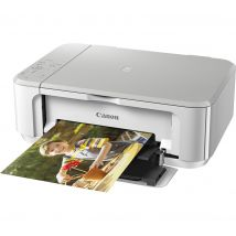 CANON PIXMA MG3650 All-in-One Wireless Inkjet Printer, White