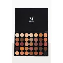Morphe 35f Fall Into Frost Eyeshadow Palette, 35f Fall Into Frost
