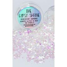 The Gypsy Shrine Iridescent Diamond Glitter Pot, Iridescent