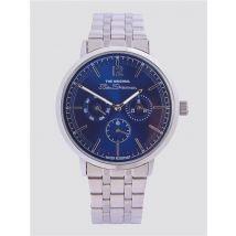 Men's Blue & Silver Steel Wrist Watch   Ben Sherman   Est 1963 - One Size