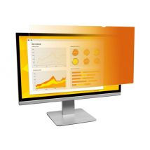 """3M Gold Privacy Filter for 24"""" Widescreen Monitor - display privacy filter - 24"""" wide"""