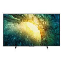 "Sony KD-49X7052 BRAVIA X7052 Series - 49"" Class (48.5"" viewable) LED-backlit LCD TV - 4K"
