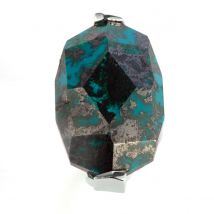 Chrysocolla Sarah Bennett Ring in Sterling Silver 51.21cts