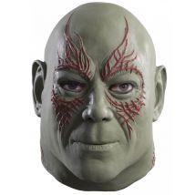 Drax der Zerstörer -Herrenmaske grün-rot