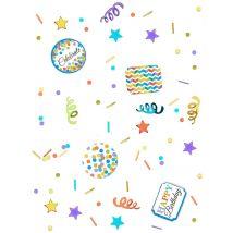 Tischkonfetti Happy Birthday 34 g - Thema: Geburtstag und Jubiläum