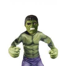 Hulk -Kostüm-Zubehörset grün-schwarz