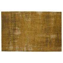 Baumwollteppich, senfgelb, 140x200 - 140x200x2cm - Maisons du Monde