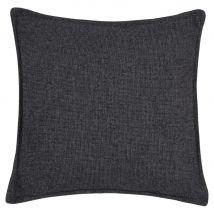 Cuscino grigio carbone 45x45cm - Grigio - 45x45x10cm - Maisons du Monde