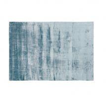 Getufter Teppich, blau 160x230 - Blau - 160x230x2cm - Maisons du Monde