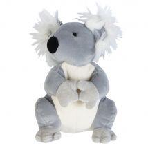 Grey Koala Cuddly Toy - 14x22x10.5cm - Maisons du Monde