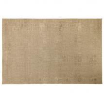 Tappeto da esterno rettangolare intrecciato, 180x270 cm - Beige - 180x270x1cm - Maisons du Monde