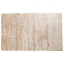 Taupefarbener getufteter Teppich 140x200 - 140x200x2cm - Maisons du Monde