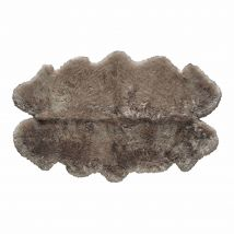 Teppich aus Schaffell, beige, 110x180 - 110x180x2cm - Maisons du Monde