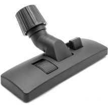 vhbw Spazzola pavimento tipo 16, attacco universale 30-37mm sostituisce Kärcher 2.863-002.0 compatibile con aspirapolvere
