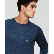 Sweatshirt homme Koala (brodé) Bleu Jean taille L
