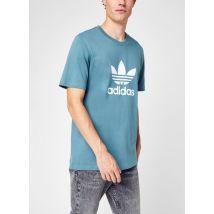 Kleding Trefoil T-Shirt Groen - adidas originals - Beschikbaar in XL