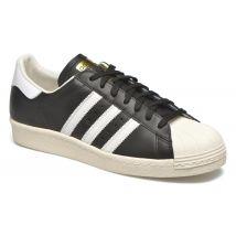 Adidas Originals Superstar 80S Sort - Sneakers - Størrelse 48