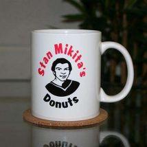 Stan Mikita's Donuts Mug