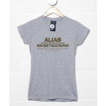 Alias Investigations - Inspired By Jessica Jones Women's T Shirt