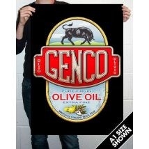 Genco Olive Oil Oversize Art Print