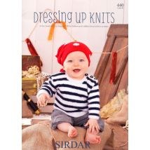 Dressing Up Knits by Sirdar (440B)