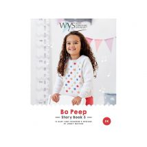 West Yorkshire Spinners Bo Peep Story Book 3 (DK)