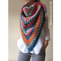 Granny Wrap - Stylecraft Special Chunky - Yarn Pack