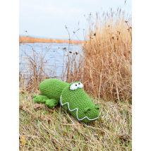 Andy the Alligator in Deramores Studio DK - Digital Version